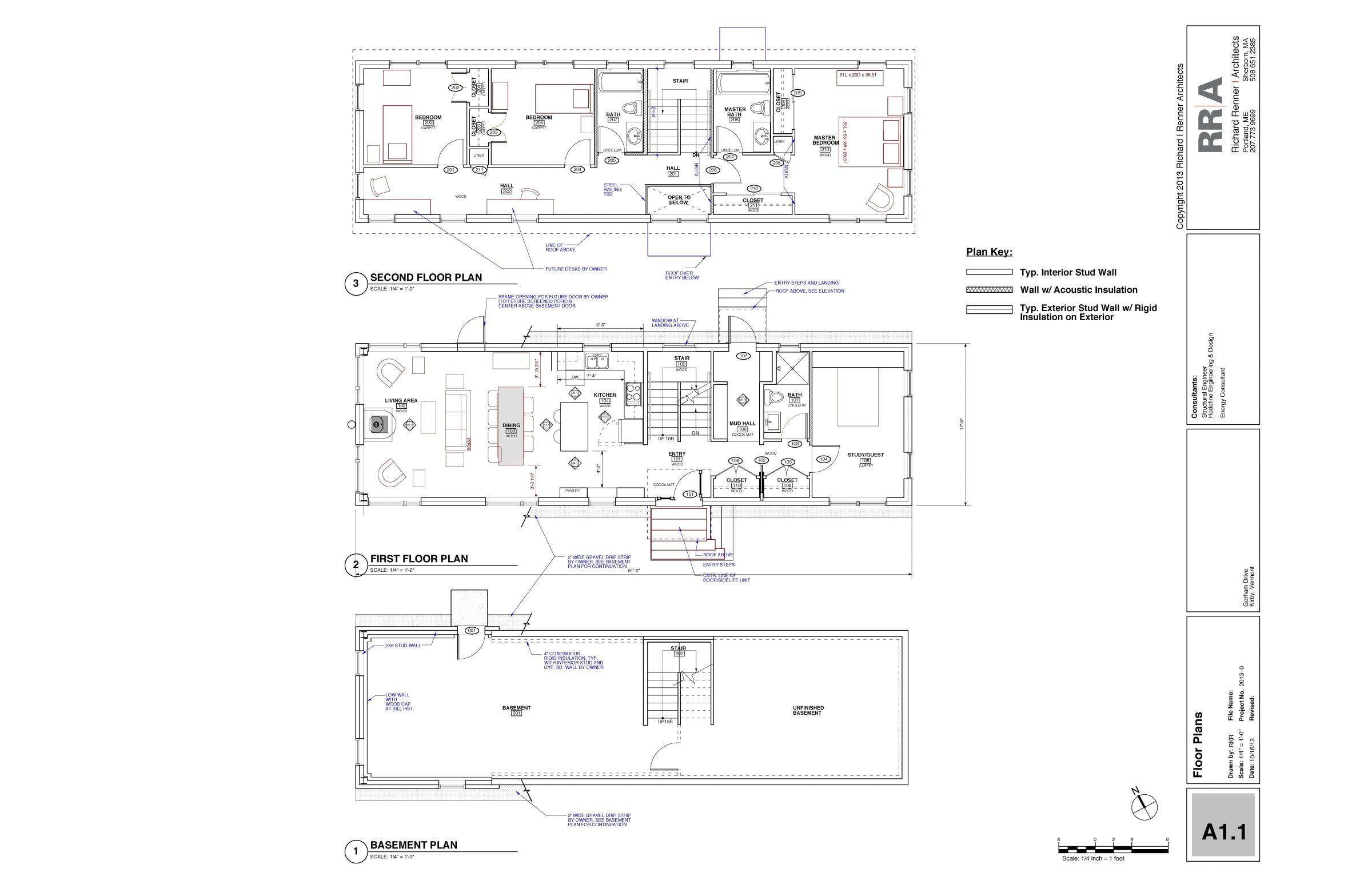 Hillside Home Floor Plans Hillside Residence Nesea
