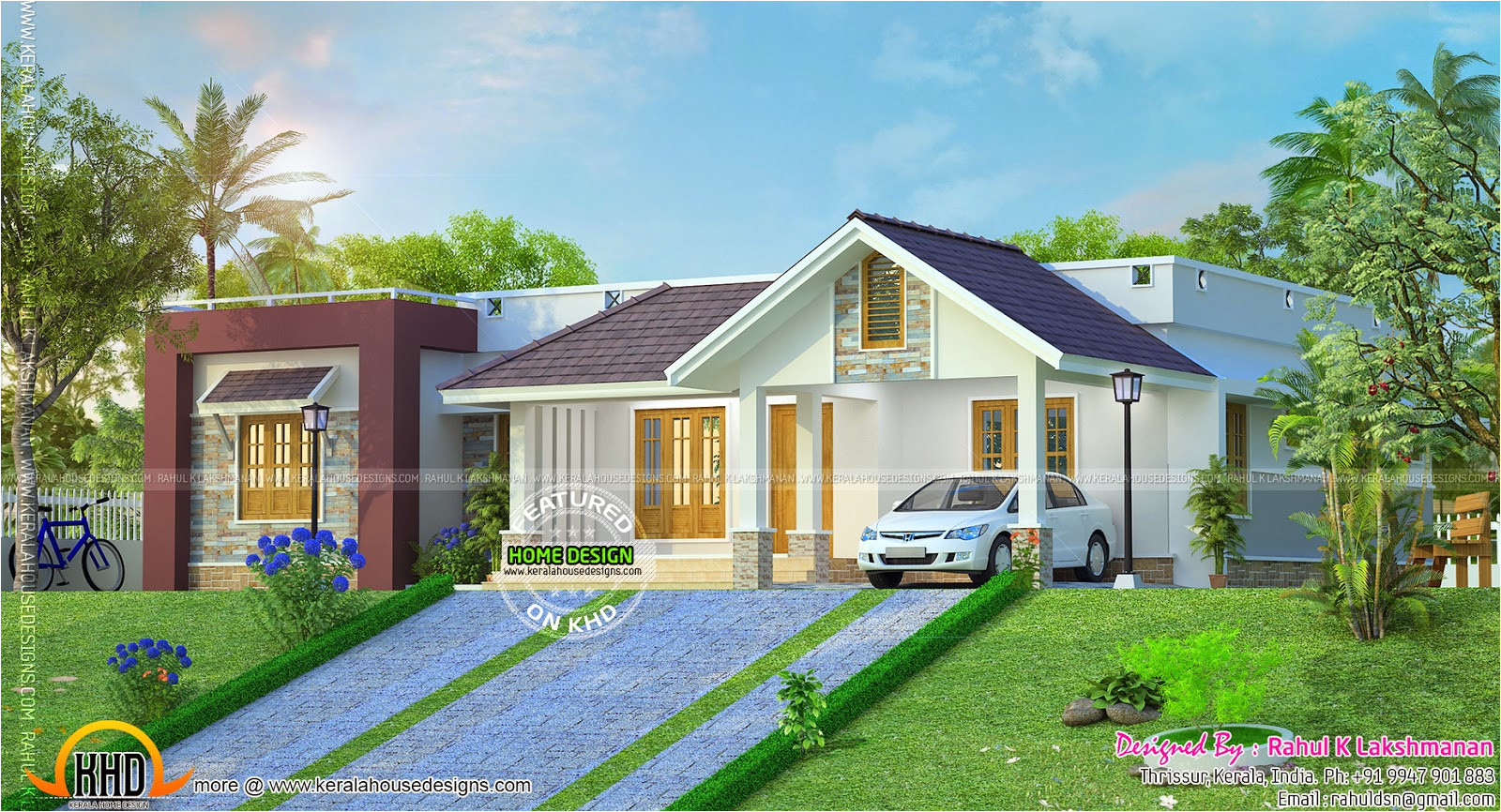 house plans forew lots single story sloping best narrow small 16 hillside with a view