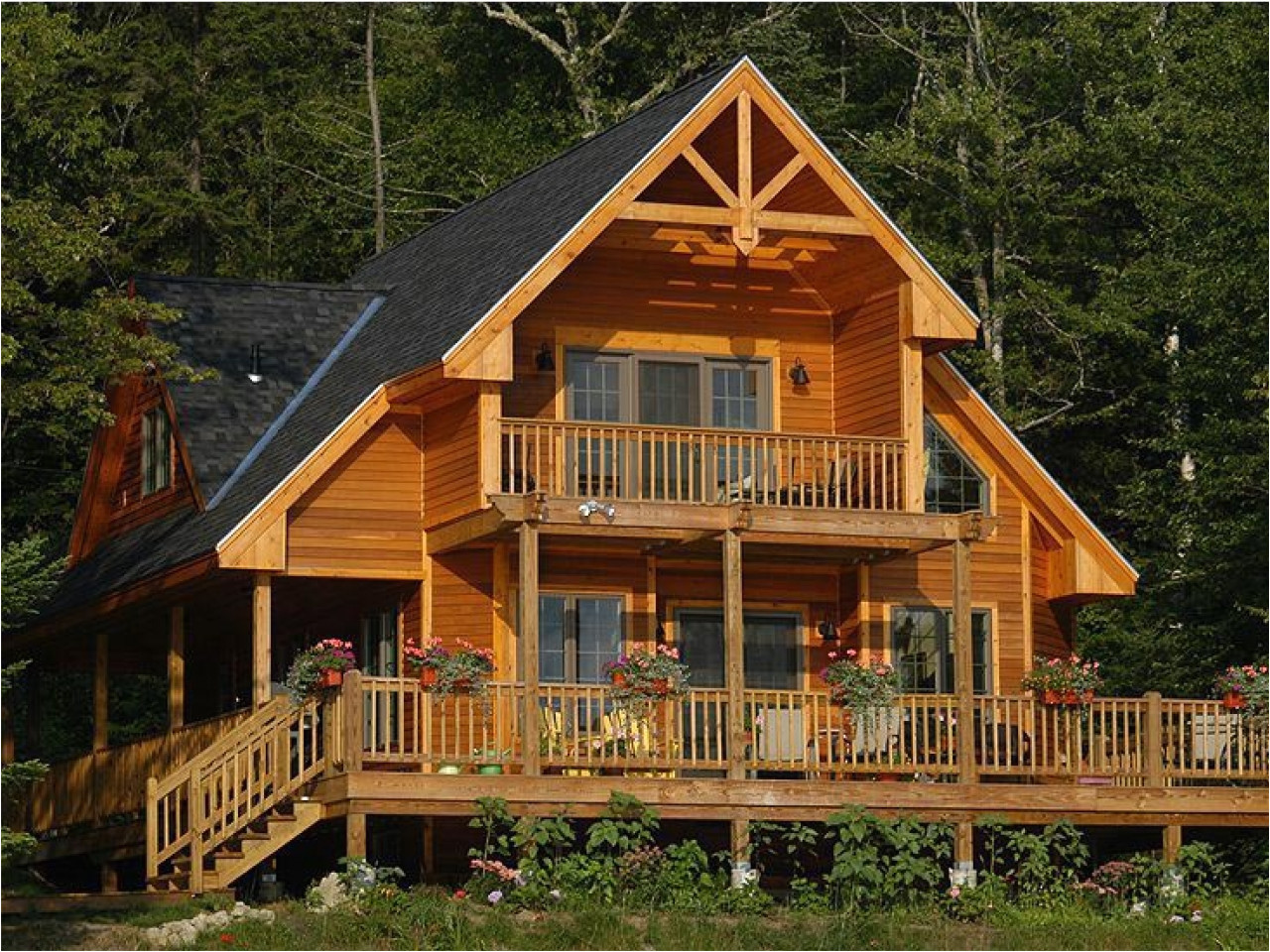 9d821f1a7e00c71f hillside vacation house plans vacation house plans with loft