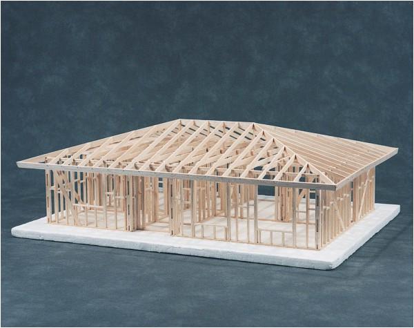 house framing kit