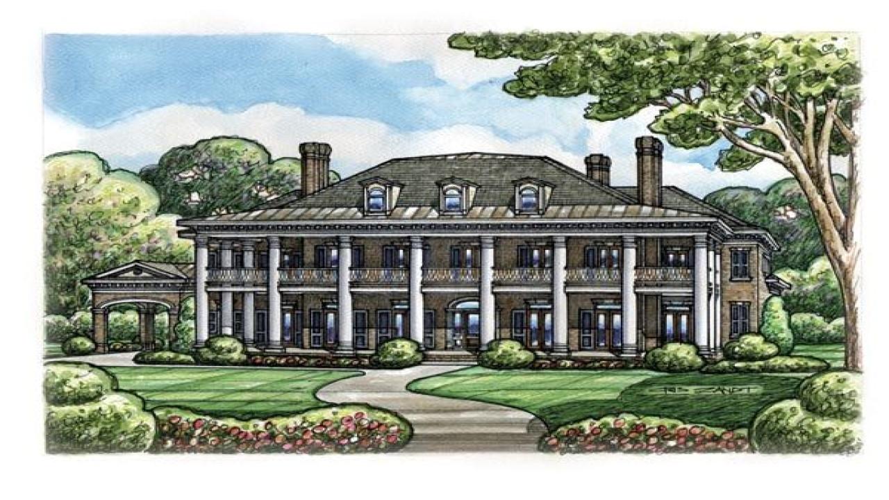 157534f35b3442b3 colonial plantation house plans historic southern plantation house plans