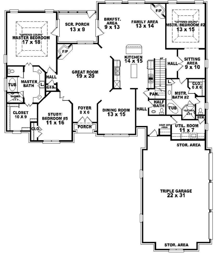Home Addition Floor Plans Master Bedroom Floor Plan with 2 Master Bedrooms Master Bedroom Suite