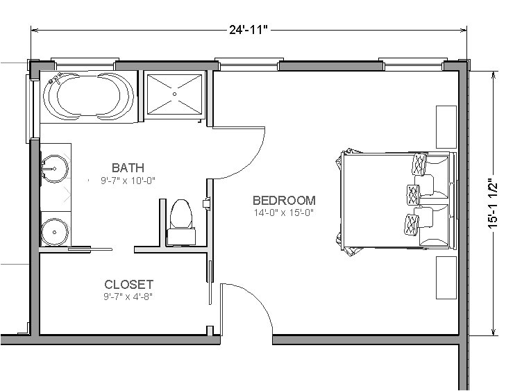 Home Addition Floor Plans Master Bedroom Home Kizzen Master Bedroom Interiors