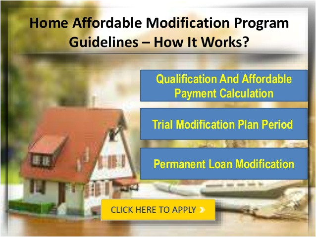 learn about home affordable modification program guidelines requirement eligibility