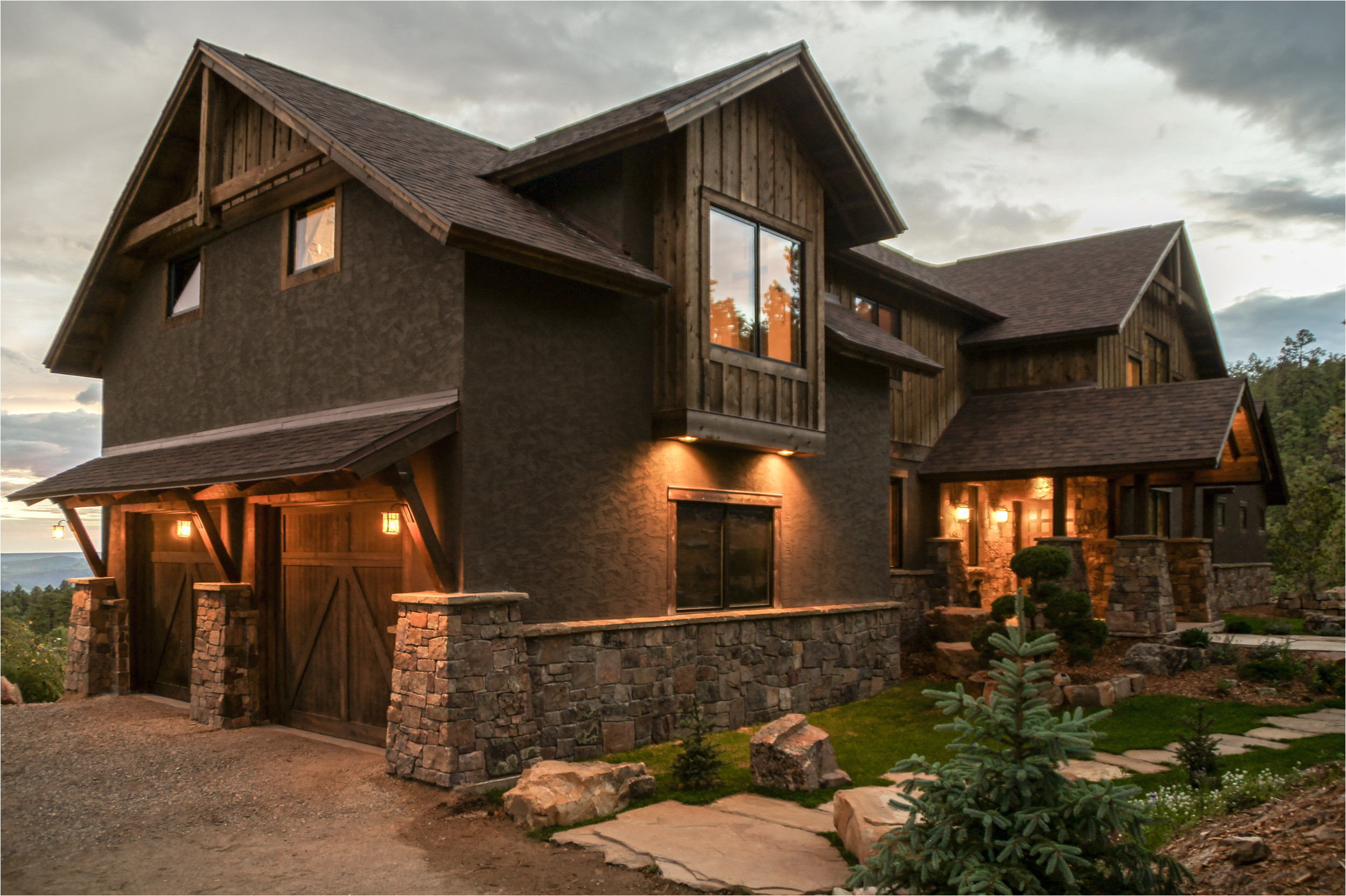 Home and Income House Plans Affordable Mountain Home Floor Plans