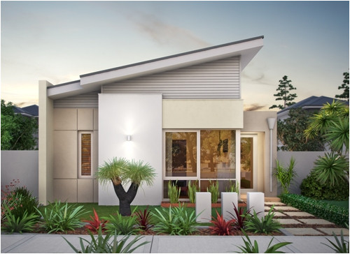 minimalist house design plan for small
