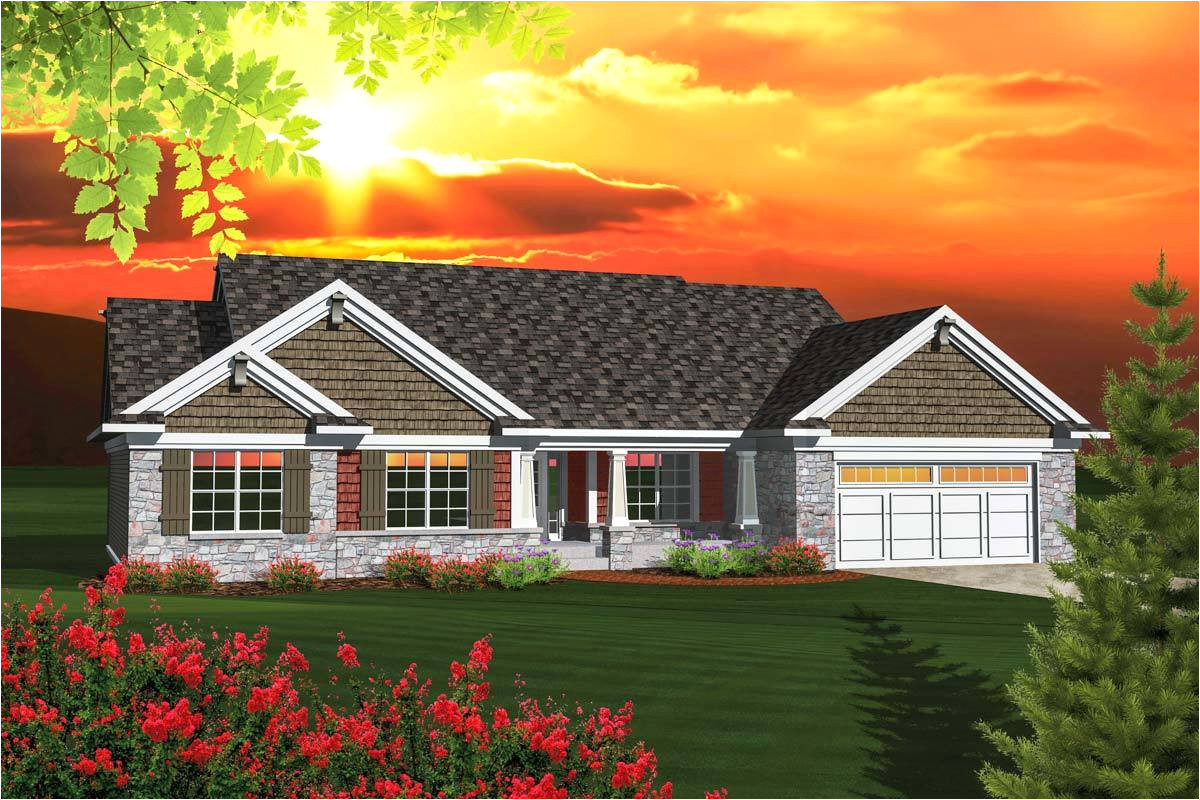 affordable ranch home plan 89848ah