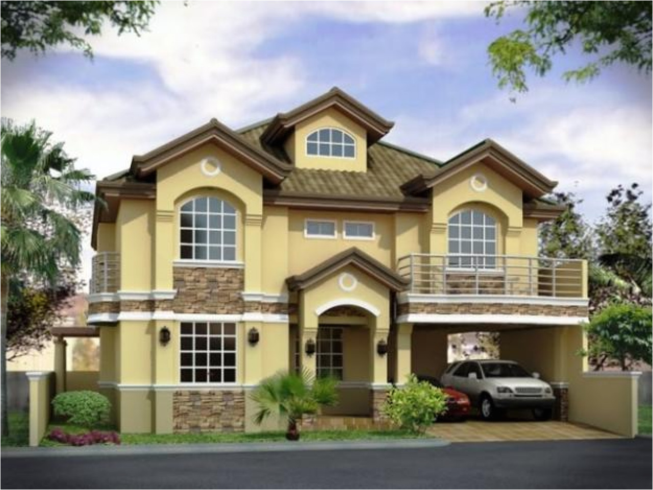 architectural home designs photo gallery