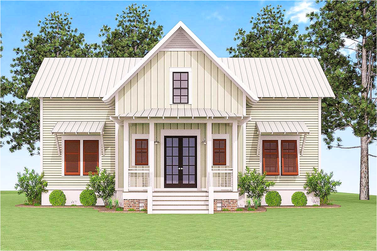 delightful cottage house plan 130002lls