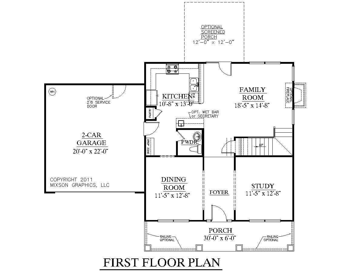 house plan 1883 c the hartwell c