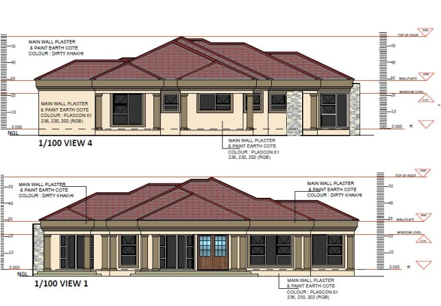 house plans for sale za
