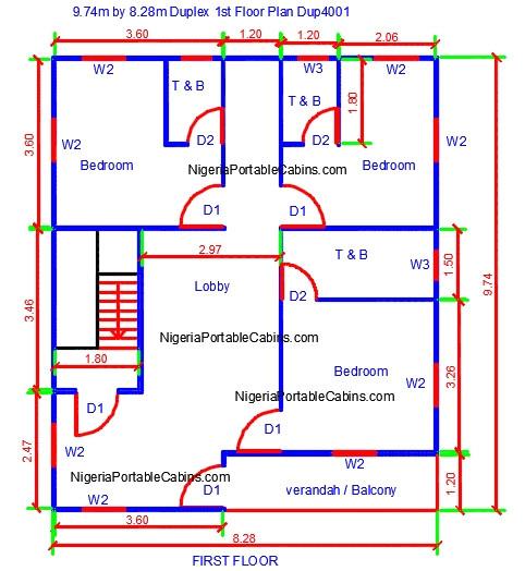 Home Building Plans Free Downloads Duplex House Plans Nigeria Free Duplex Floor Plans Free