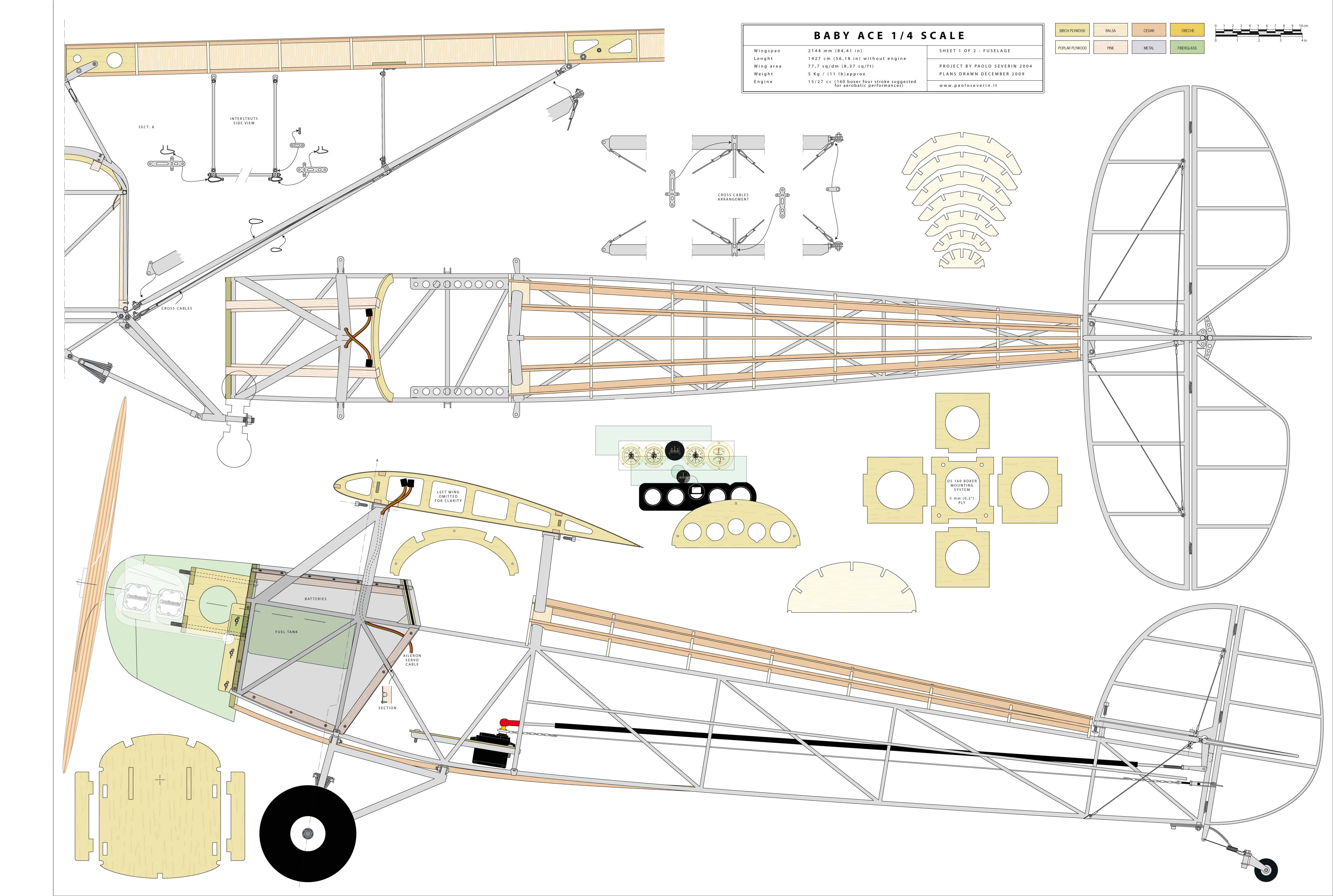 baby ace the first home built aircraft in the world 2
