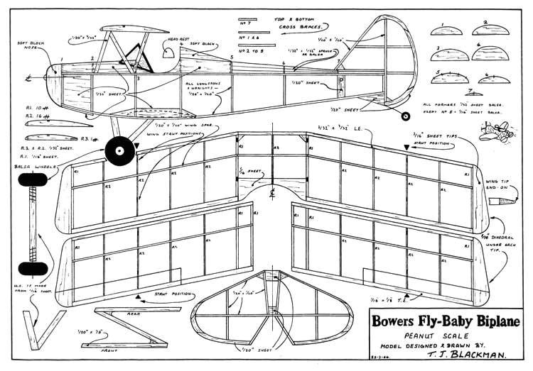 index q home built biplane