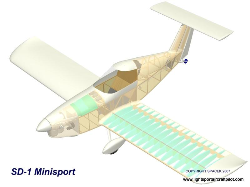 sd1 minisport homebuilt free plans