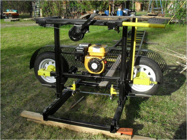 homemade sawmill plans