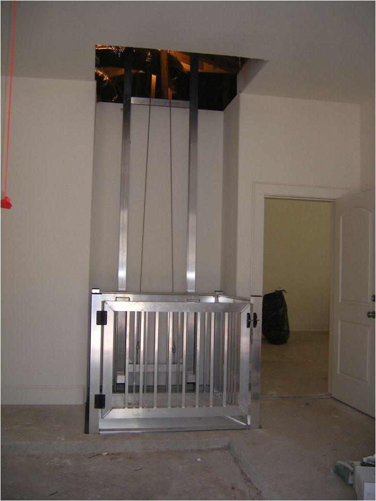 homemade elevator plans