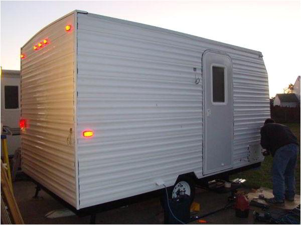 diy camper trailer budget