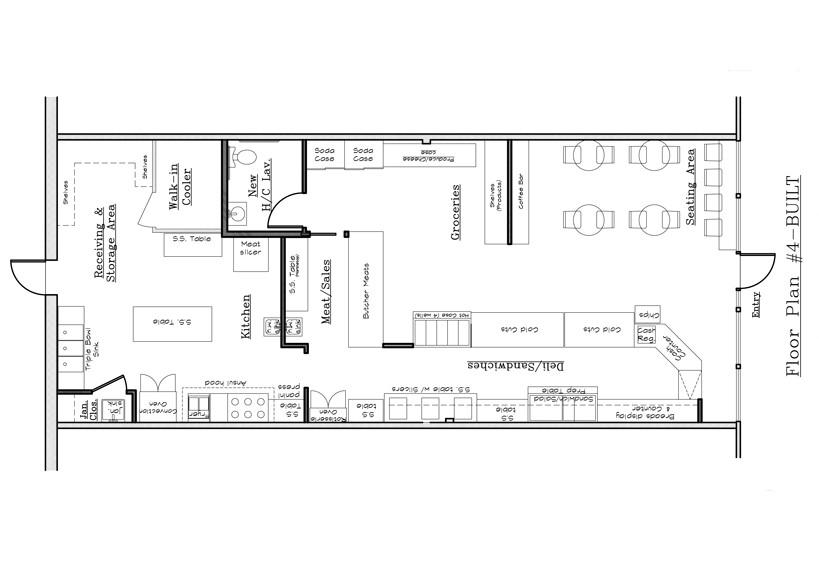 Home Butcher Shop Plans