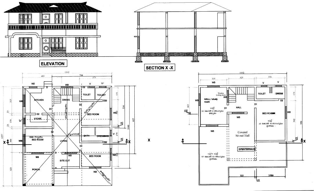 building plans your homes autocad request 4