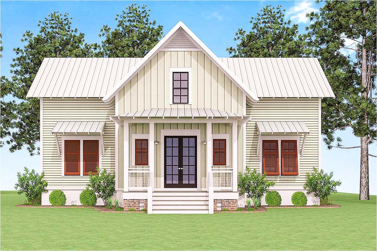 delightful cottage house plan 130002lls