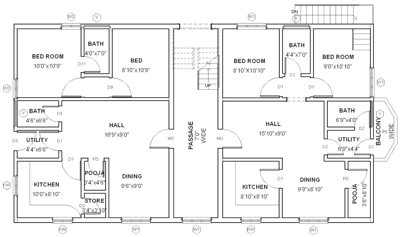 architect designed home plans
