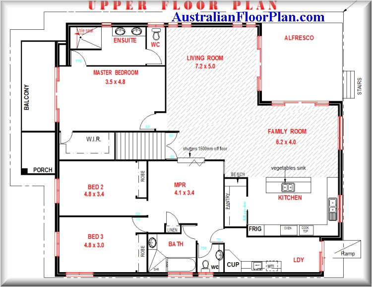 342 2storey home plans