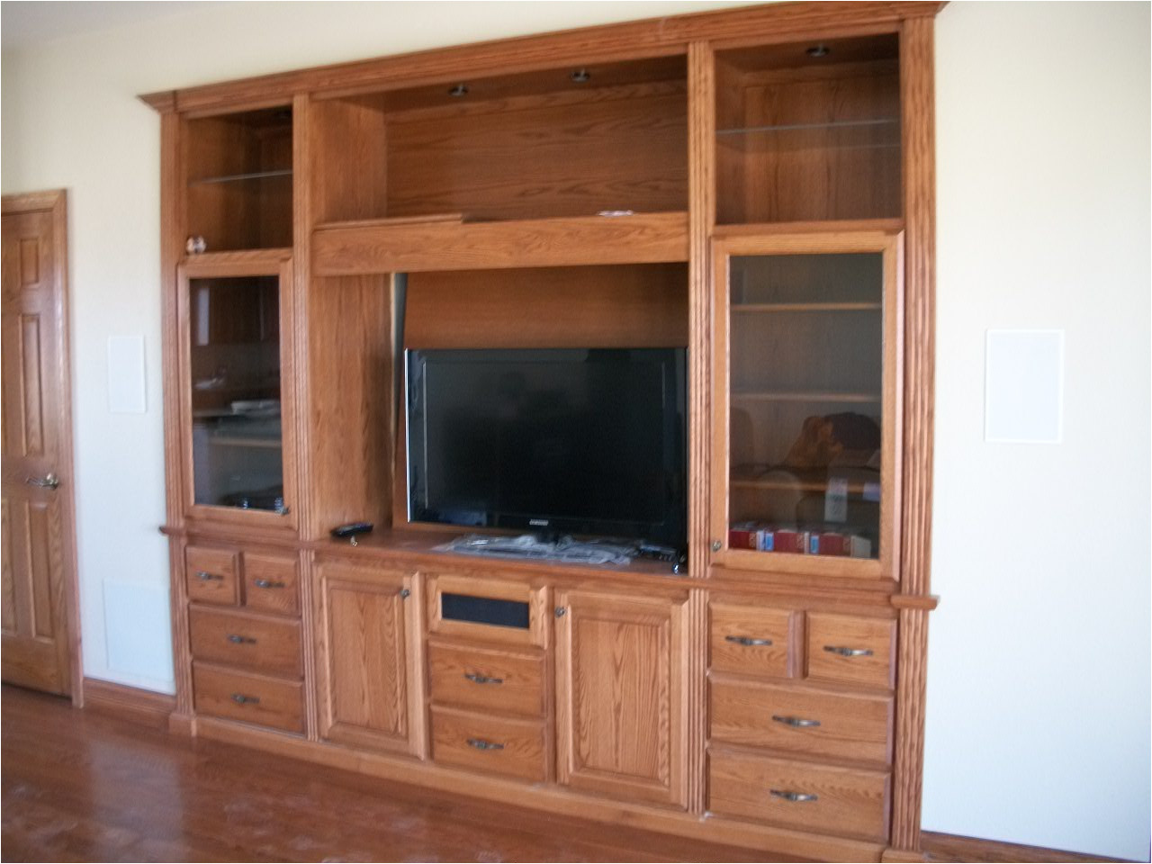 nmm4y built in home entertainment center plans