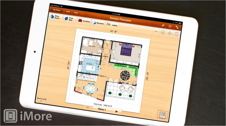 floorplans ipad review
