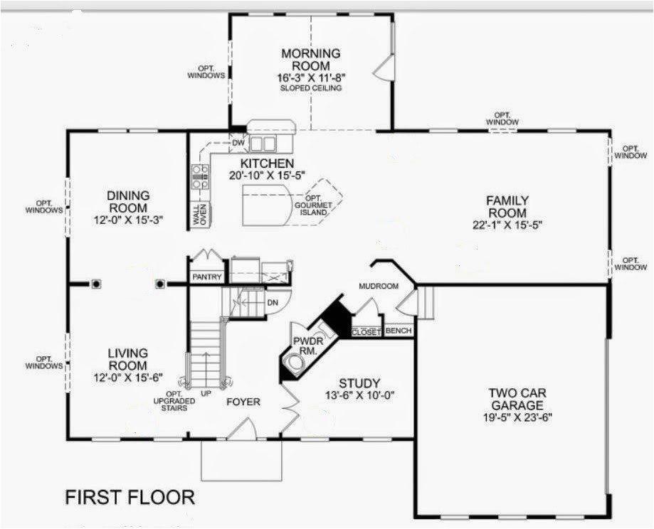 Home Floor Plans Online New Ryan Home Floor Plans New Home Plans Design