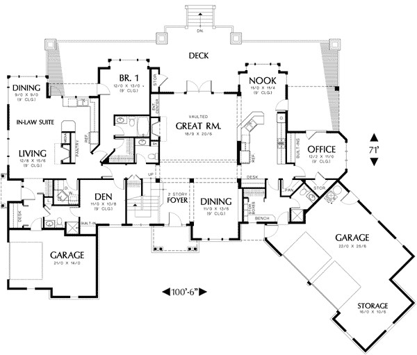 superb home plans with inlaw suites 13 floor plans with mother in law suite