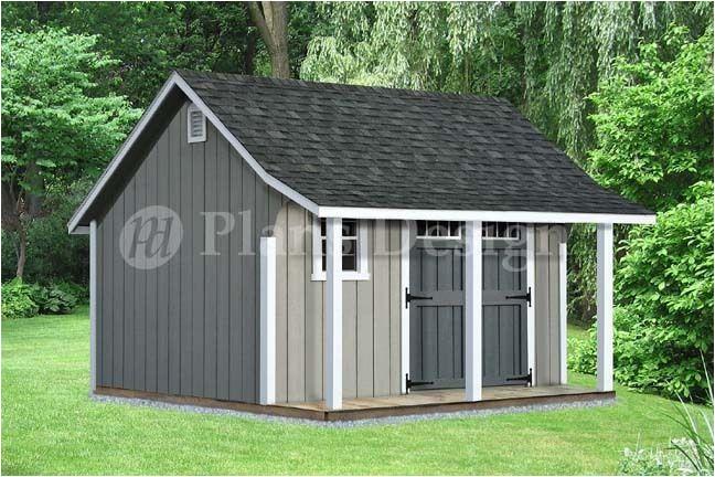 backyard storage