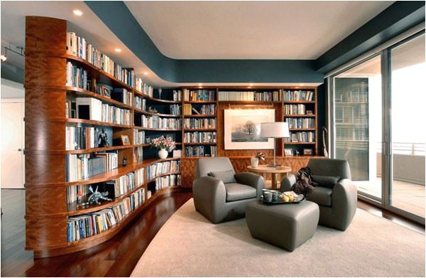 40 home library design ideas remarkable interior