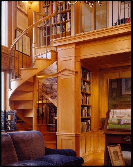 small home library design wooden plans