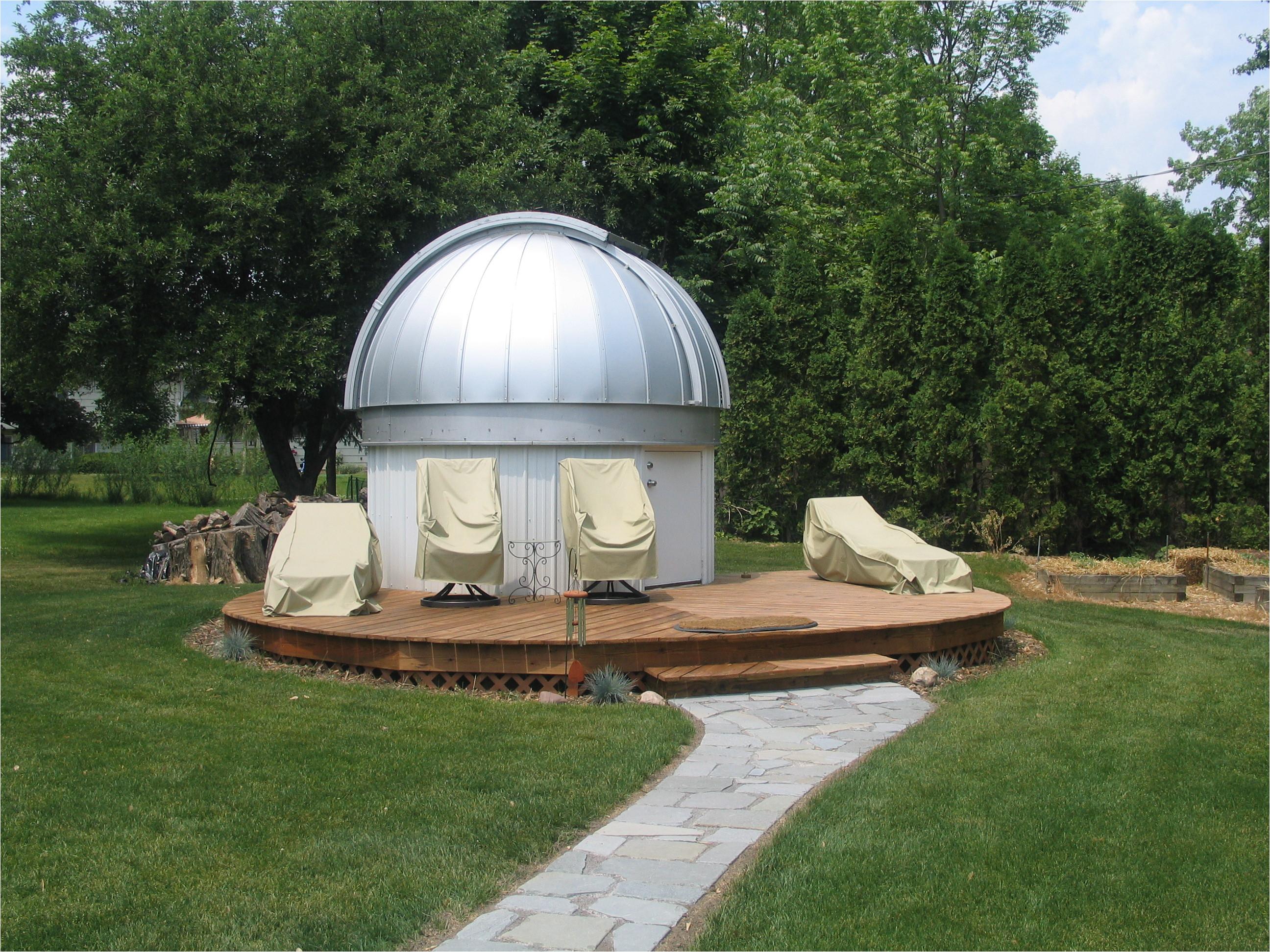 backyard astronomy domes p 1