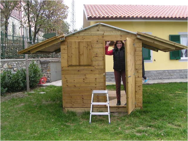 next small shed observatory