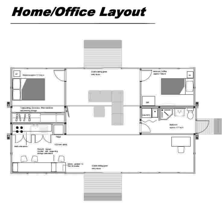 office furniture designs and layouts image