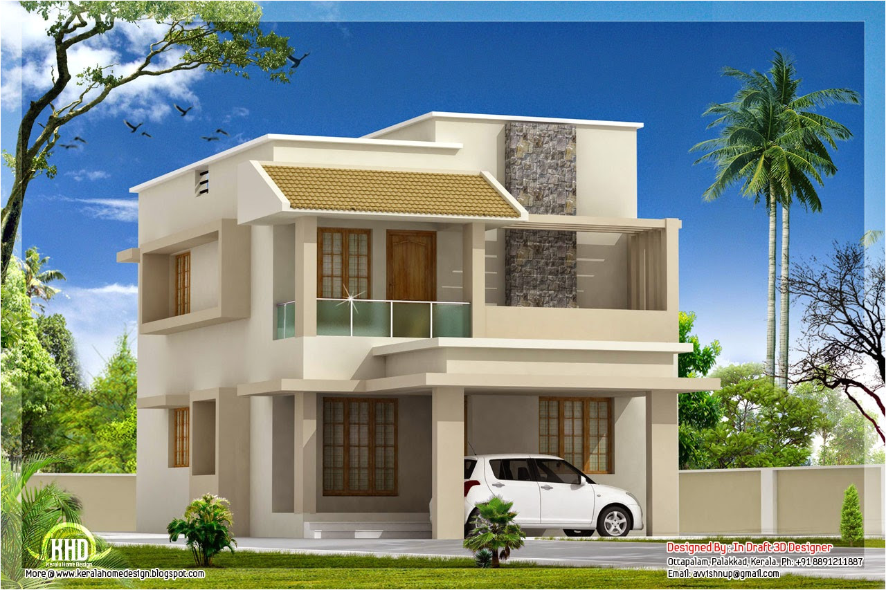 beautiful and simple 2 storey