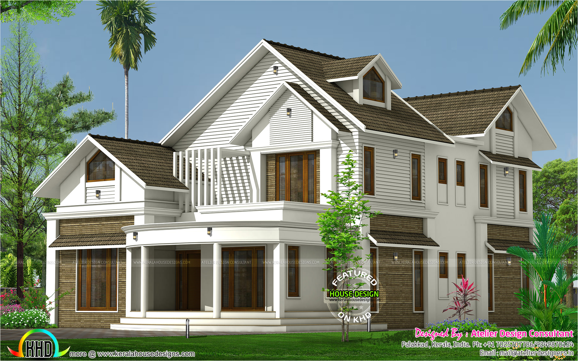 Home Plan and Design January 2017 Kerala Home Design and Floor Plans