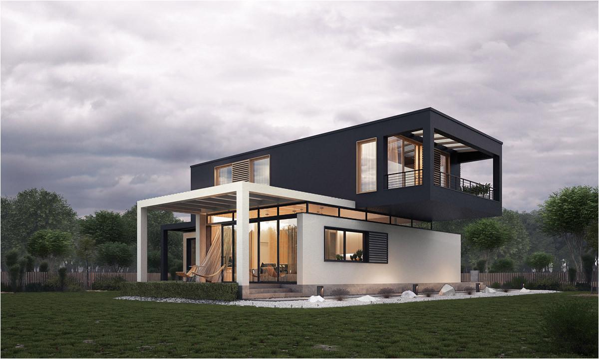 Home Plan Design Ideas Modern House Exterior Ideas Modern House Plan Modern