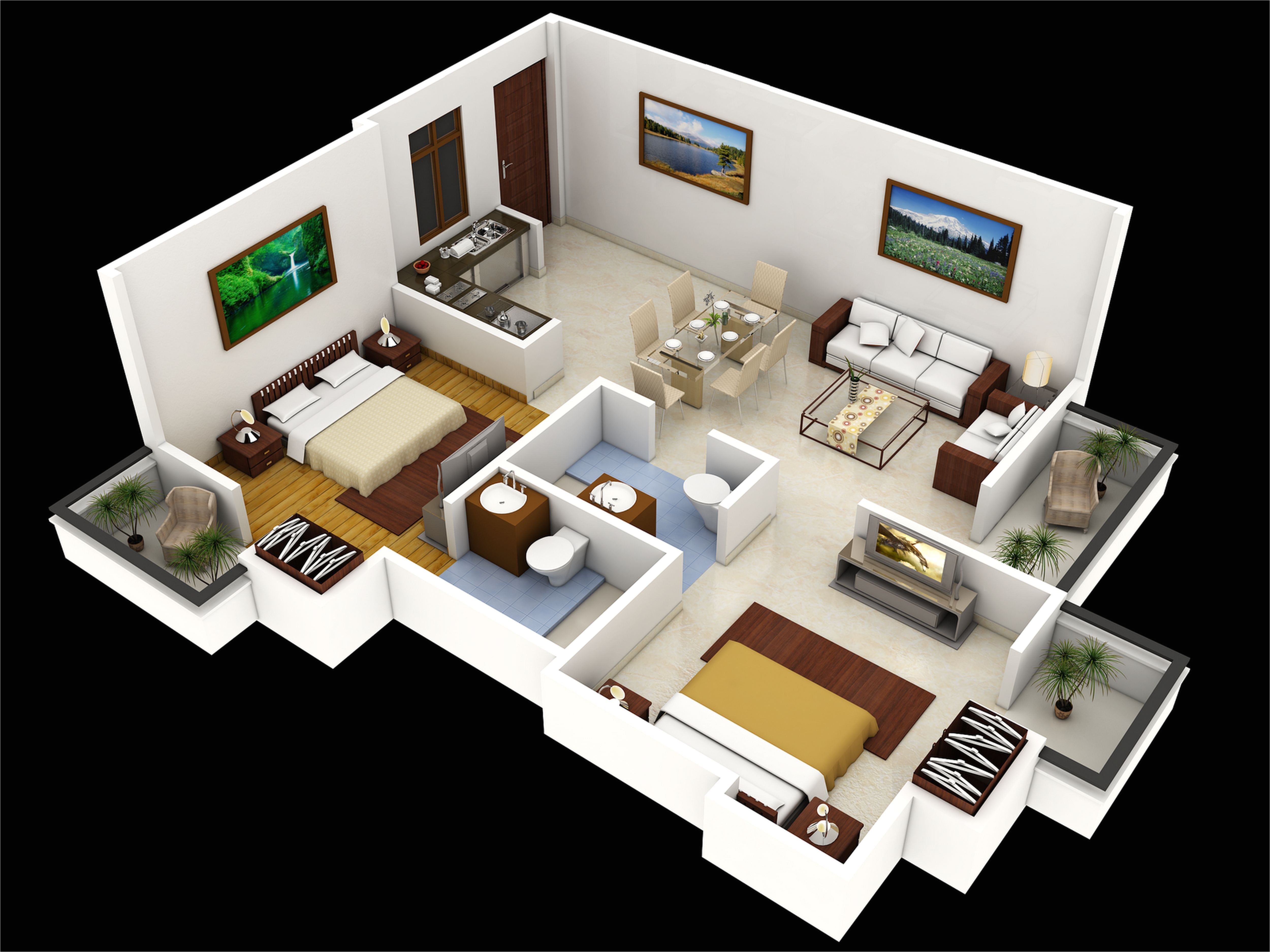 home decor plan 3d home plans free tritmonk online for modern home floor design ideas with image gallery download office