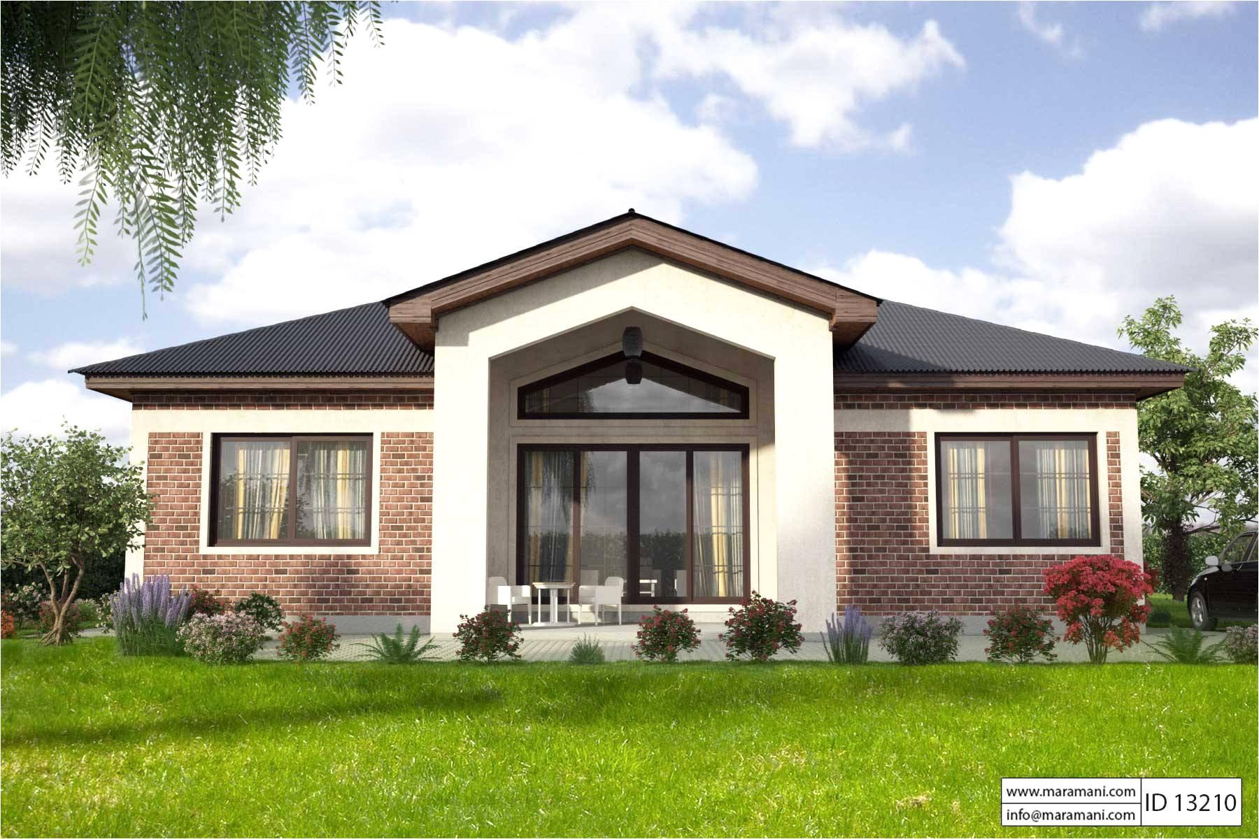 free 3 bedroom house plans designs