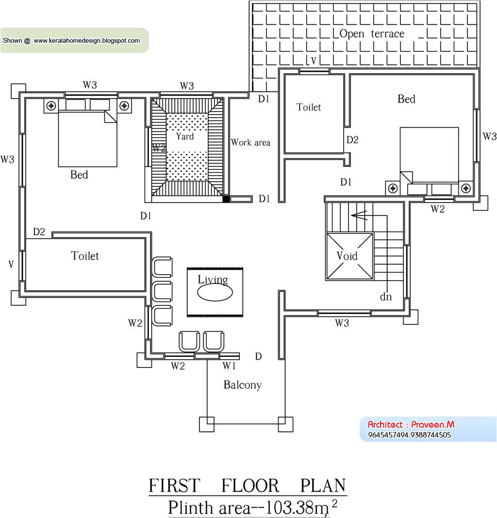 Home Plan Elevation00 Sq Ft Kerala Villa Plan and Elevation 2627 Sq Feet