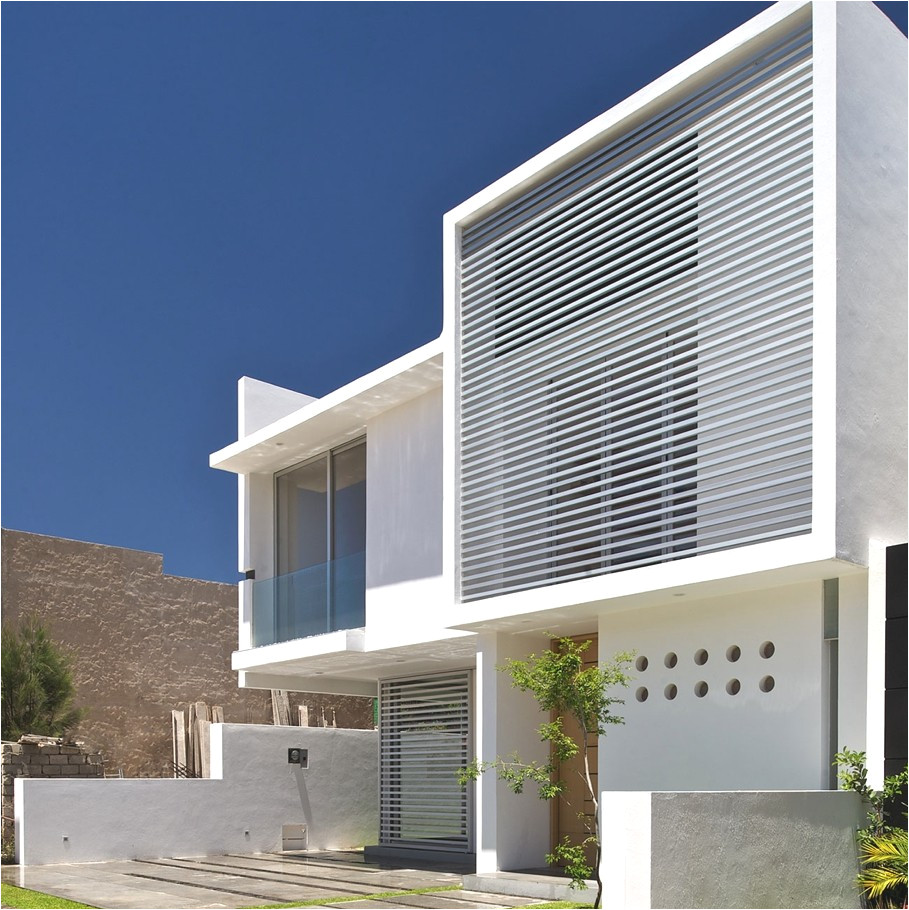 contemporary architectural design at seth navarrette house mexico