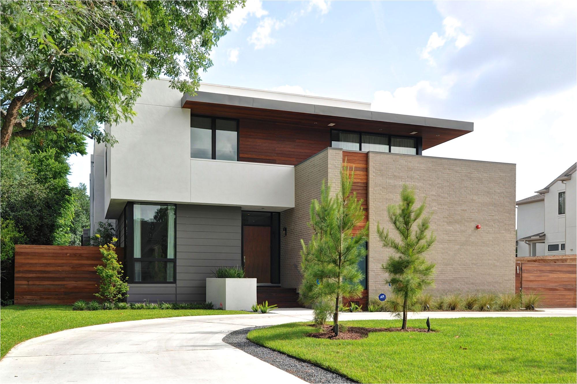 modern house houston architectural firm studiomet
