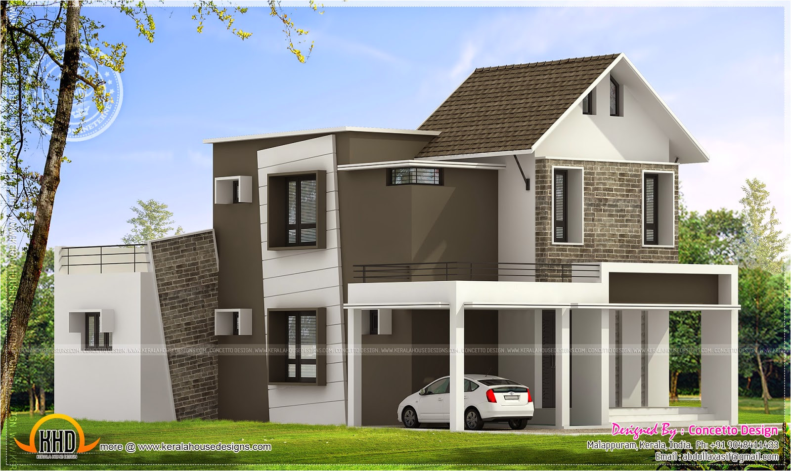 Home Plans and Design May 2014 Kerala Home Design and Floor Plans