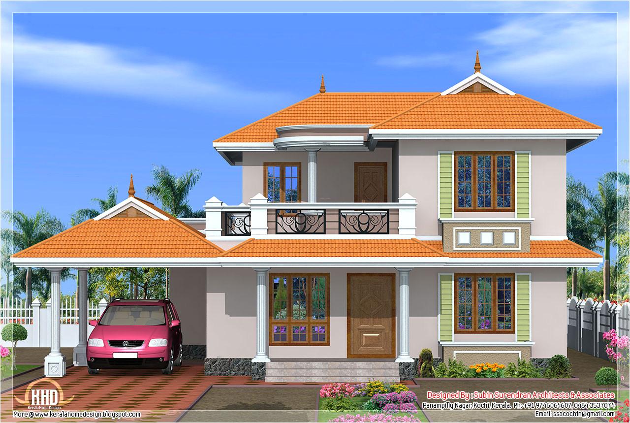bedroom kerala model house design home sweet