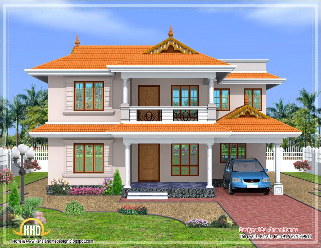 Home Plans Designs Kerala April 2012 Kerala Home Design and Floor Plans