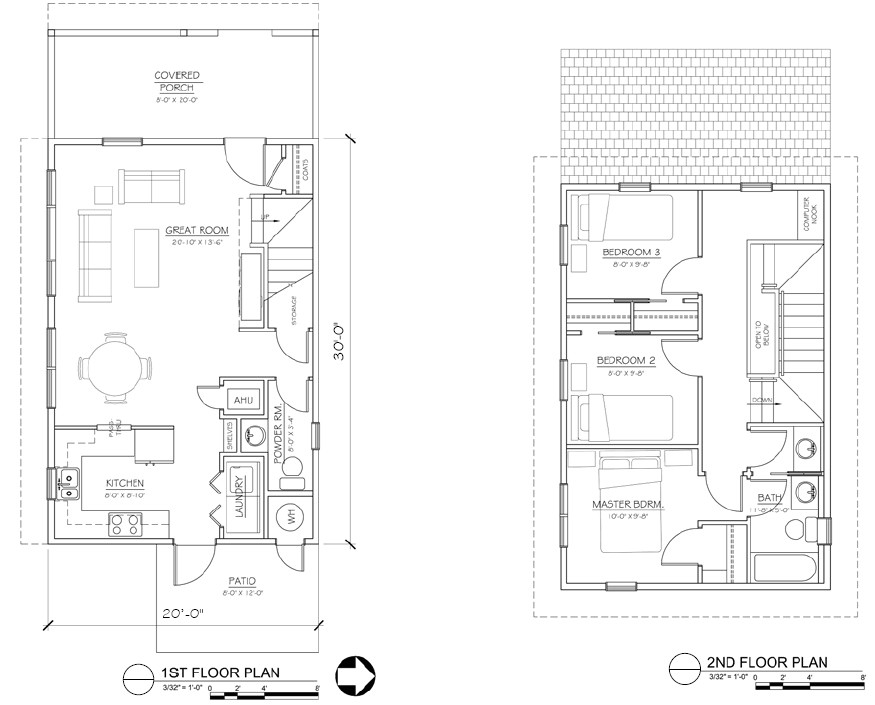20x30 house plans 20x30 plans small cabin forum