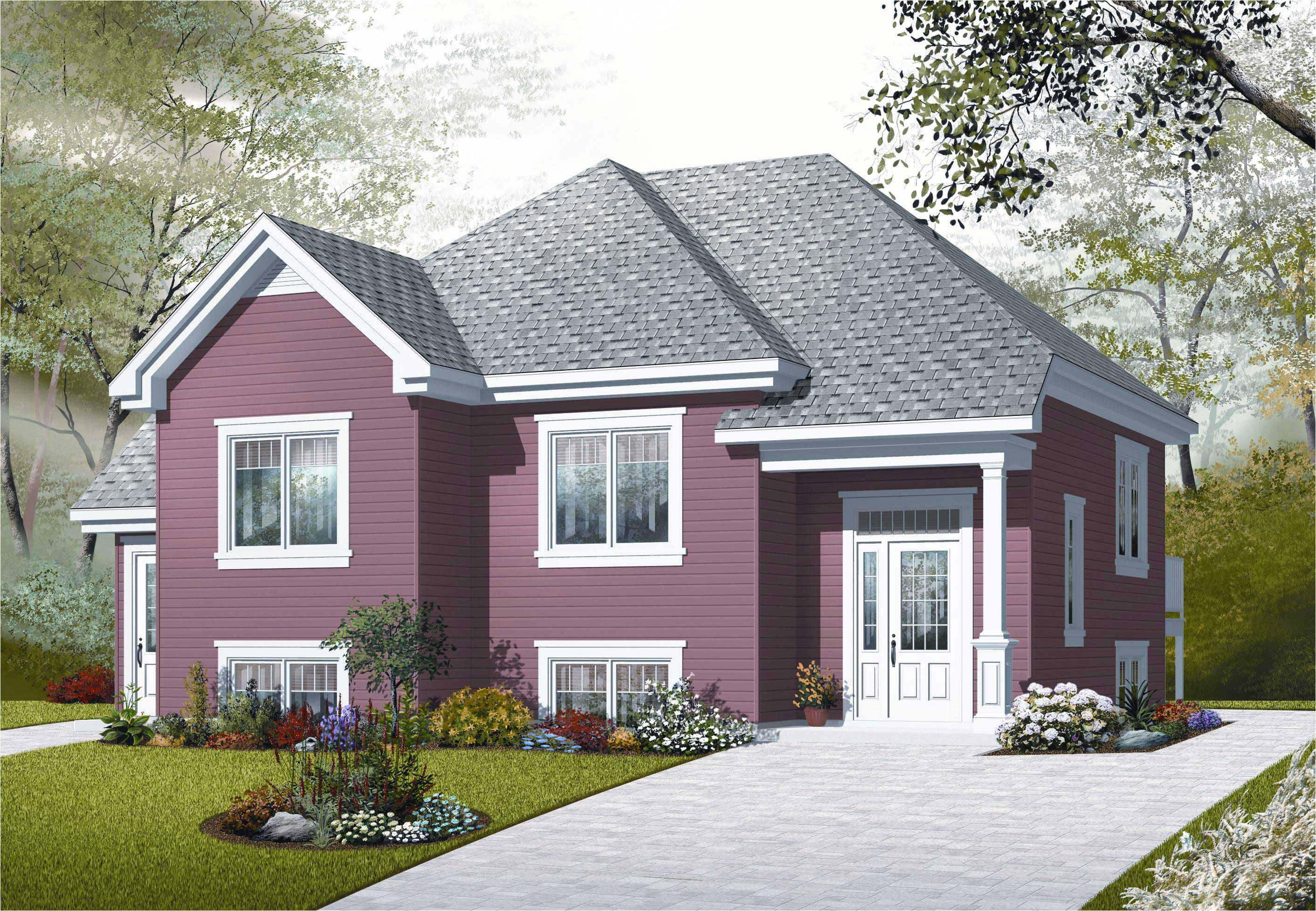 home plan 25482